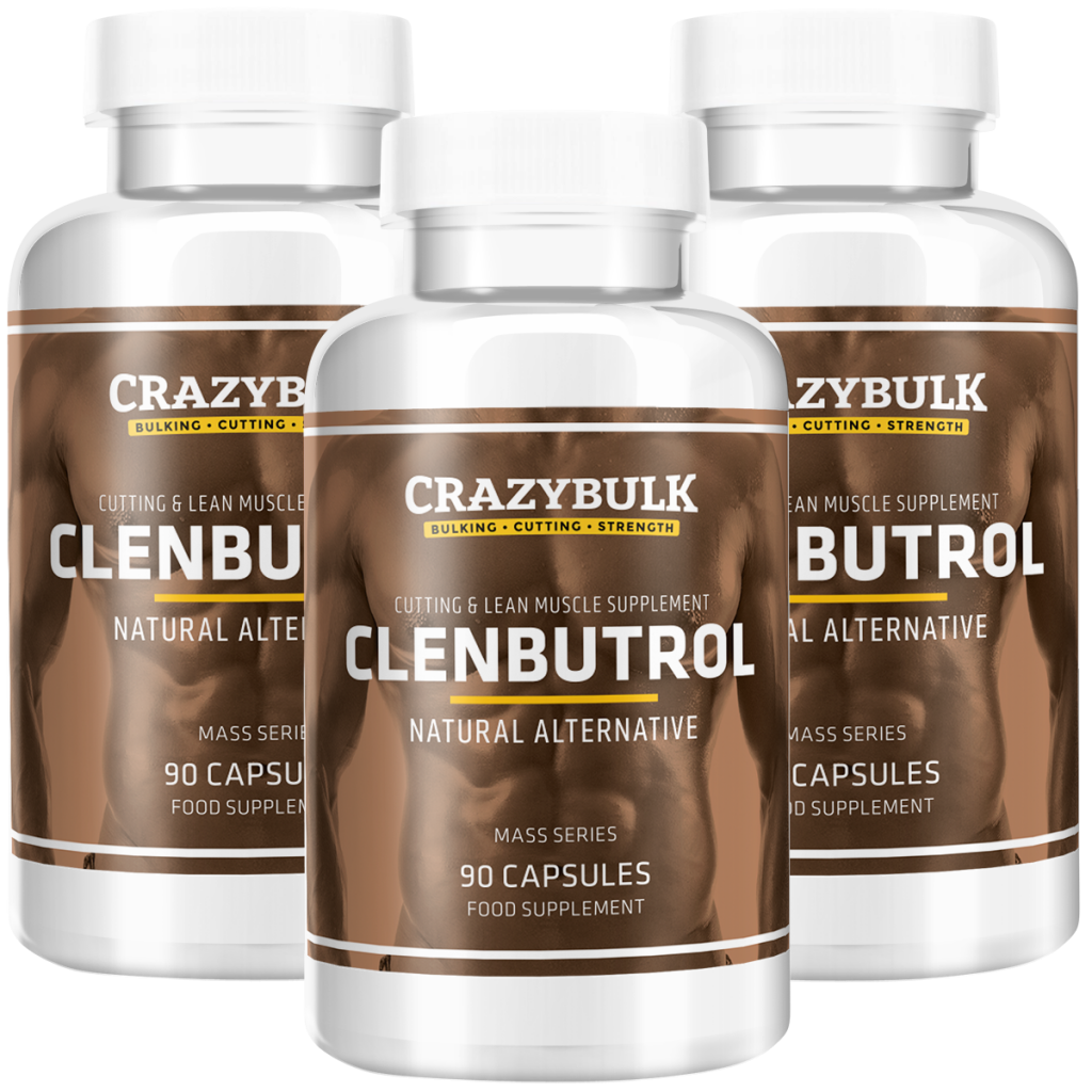 CrazyBulk Clenbutrol For Women (Legal Clenbuterol Alternative) Review