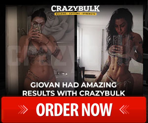 Order CrazyBulk Female Stack