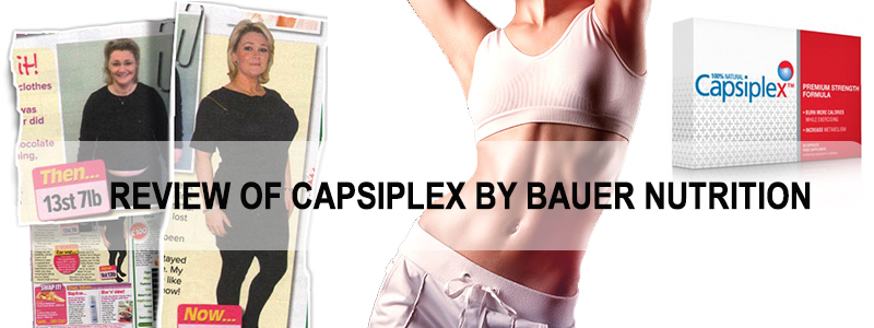 Capsiplex Full Review