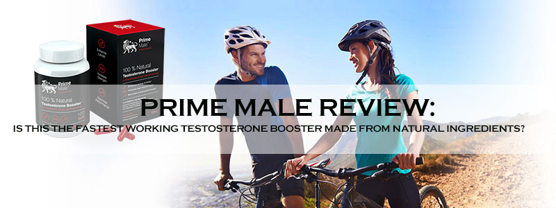 Prime Male Review: Is This The Fastest Working Testosterone Booster Made From Natural Ingredients?