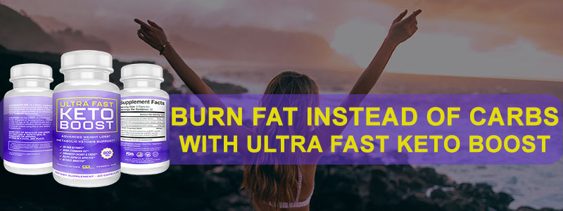 Ultra Fast Keto Boost Full Review