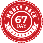 67 Money Back Guarantee