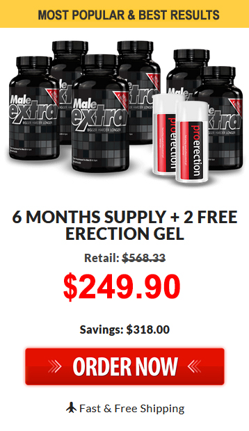6 Month Supply Male Extra