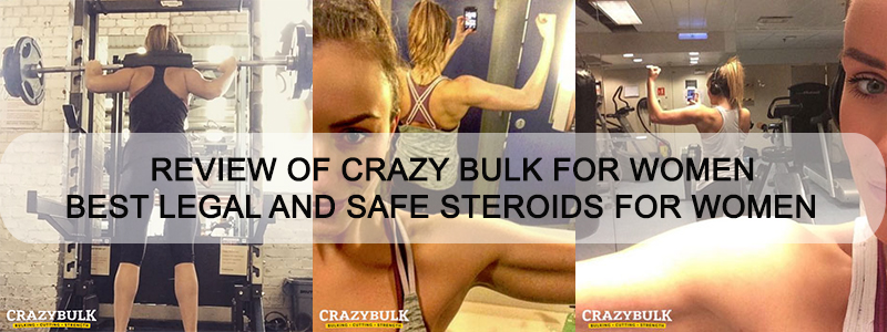 CrazyBulk Review For Women